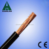 1*4.0mm stranded copper conductor PVC insulated single core wire