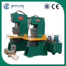 Brand new Various type stone block splitting machine with CE certificate