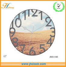 nice large digital wall clock