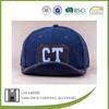 BSCI Audit CHUNTAO latest navy fashion cotton baseball cap with solar fan