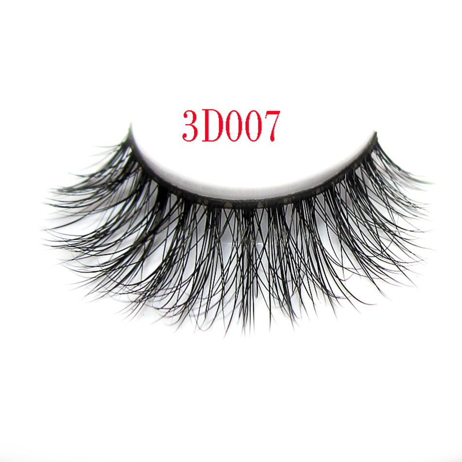 100 Real Mink Eyelash Extension Made In Korea With Long Thick False