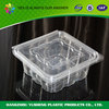 High quality PET Plastic disposable food container takeaway