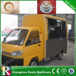 Food truck fast food van / electric food truck for sale