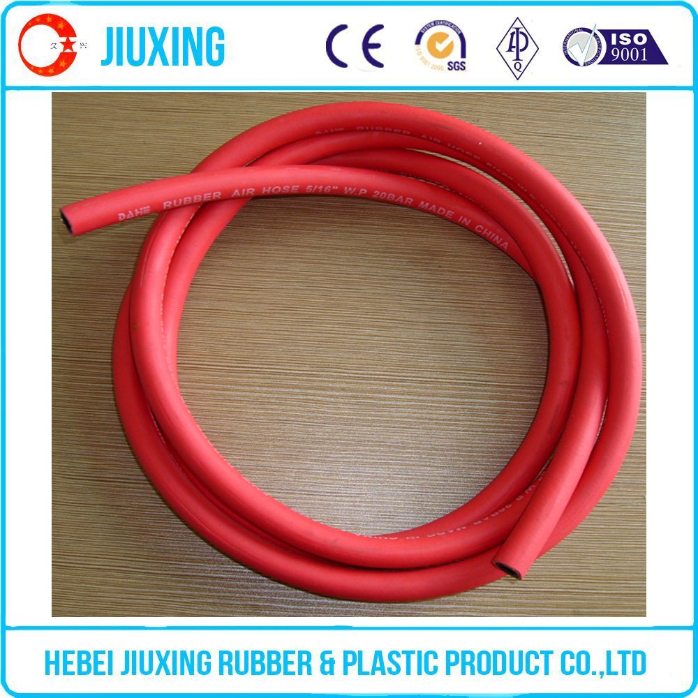 1/2 Inch 12mm Red Color Smooth Surface Rubber Breathing Air Hose ...