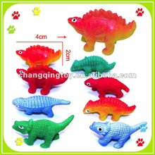Magic put in water can growing dinosaur toy