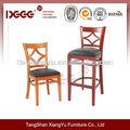 Dg-w0064 baratos cadeiras de sala de jantar móveis de madeira maciça