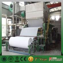engineers design the professional scheme Different Model tissue paper making machine price Toilet Tissue Napkin Paper Machine