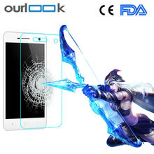 9h hardness anti shock tempered glass film screen protector