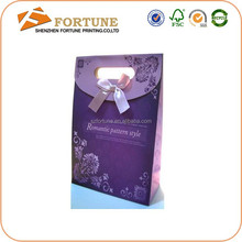 2015 New Product on China Market Decorative Paper Bag for Gift, Paper Bag for Gift, Fancy Paper Gift Bag