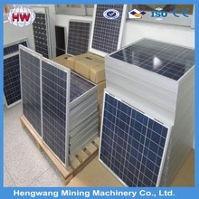 A grade custom size factory direct price 80w polycrystalline solar panel