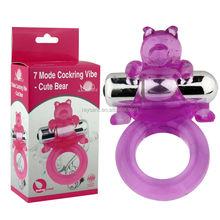 New design female cock ring
