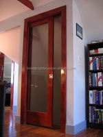 Glass Interior Pocket Door Price