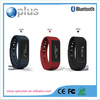 bluetooth smart bracelet with Pedometer for Android IOS Smartphone