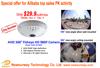 New CCTV Camera Waterproof bullet 960P AHD Camera hot sale in Dubai FishEYE Camera