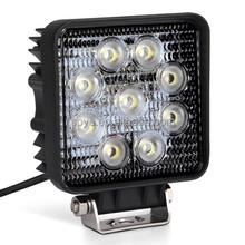 2012 newest and hottest 27w high power led headlight,led driving light/truck light/fog light