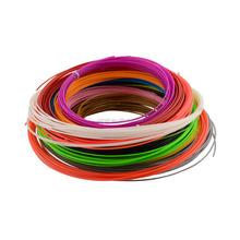 Impressão 3D Printer Pen desenhe projeto artesanato modelagem ABS e PLA filamento