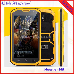 Cheap Rugged IP68 Waterproof Smartphone 5.0 Inch Dual Core 4GB ROM Dual SIM 3G Rugged Phone