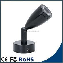 Made in China Anodised Aluminum Mini Led Spot Lamps Cabinet Light