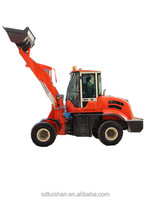 2t wheel loaders hydraulic earth moving equipment China made