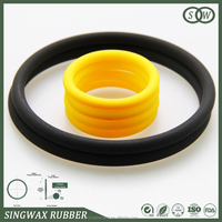 EPDM rubber O ring seal for breateher valve