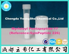 cosmetic eyelash growth Myristoyl Pentapeptide-17
