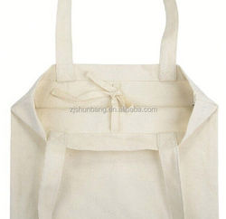 cotton bag/ cotton tote shopping bag blank cotton tote bags with printing