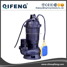 1HP electric submersible sewage dirty water pump