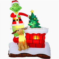 2013 christmas grinch inflatables XDX73
