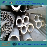 Steel pipeASTM A213 TP321 Alloy Galvanized Carbon Stainless seamless steel tube