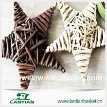 China suppliers customized handmade wicker wall decoration