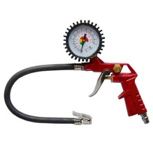high quality dial portable air compressor mini tire inflator