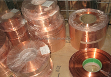 5 rolls 3mm Single Adhesive Conductive Copper Foil Tape Copper Strip for EMI Shielding, Guitar, Stained Glass Work