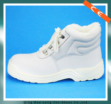 Microfiber Leather Upper steel toe warm and comfortable with S1P basic Safety warm shoes