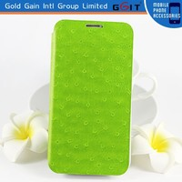 2015 Soft Leather Case for Samsung For Galaxy S5 G900F, Flip Cover for Samsung S5