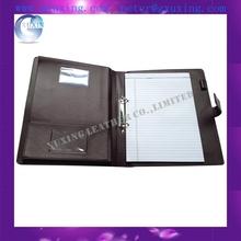 A4 Leather 2 Ring Binder Portfolio