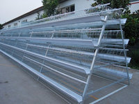 good quality galvanized chicken layer cage/battery cage(china factory)