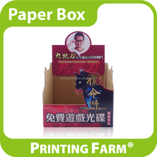 Customized Corrugated Paper Display Box