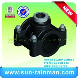 new technology Home garden tools china suppliers super clamp saddle CSR-013 from ningbo factory