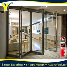 Australian Standards AS2047 AS/NZS2208 AS1288 certified folding door, bifold doors and entrance doors