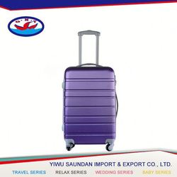 Latest Wholesale attractive style pc travel luggage from direct manufacturer