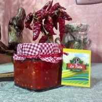 Chilli Pepper and Onion Jam