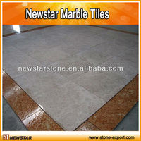 Cheap polished colors marble flooring