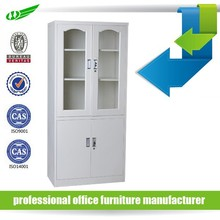 Glass door cupboard, office filing cabinets, metal cabinet
