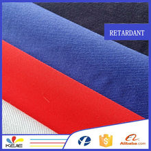 wholesale 100% cotton European standard flame retardant and anti-static fabric for protective work wear