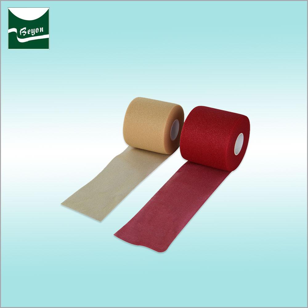 Хорошая Qaulity fda утвержденных лента Underwrap Пена предварительно лента повязка