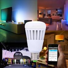 7W 10 W 2014 new retrofit ali led display e27 hight brightness led light