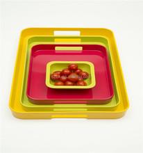 beautiful AL- 5 portable acrylic serving shower tray wholesale