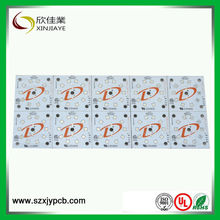 street light led pcb, pcb street light, circuit board with led lamp