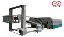 LX-707 Full Servo Control Vacuum Suction Automatic High precision Corrugated box making line machine