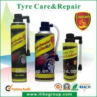 [Captain Brand ] 650ml tire repair fix